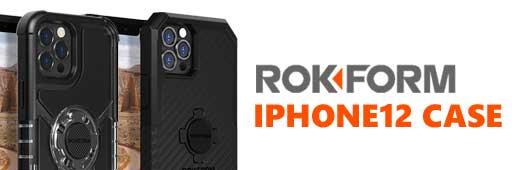 ROKFORM iPhone12ケース新発売